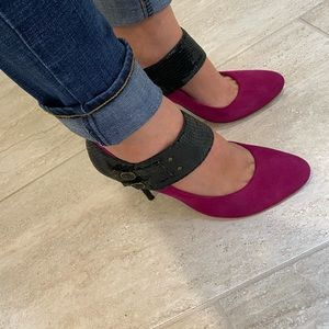 Perfect for the fall pumps